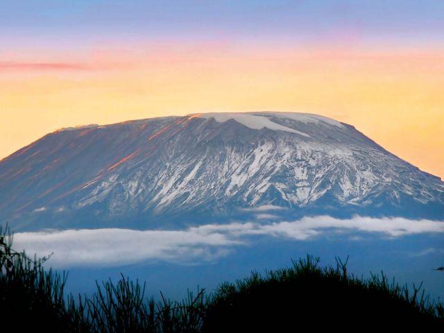 Sunrise-Mount-Kilimanjaro-Tanzania